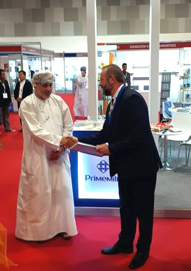 International Food and Hospitality Exhibition in Oman